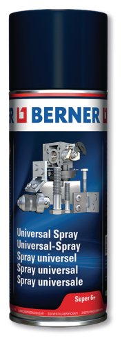 Universalspray Super 6 plus , Spraydose , Reiniger , Pflegemittel , 400ml