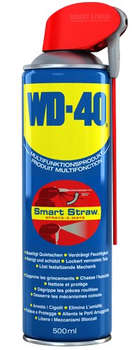 WD-40 WD 40 Spray Multifunktionsspray 500ml